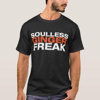 Camiseta Os gengibres não têm almas
