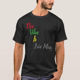 Camiseta Os homens de Irie Short o t-shirt da luva
