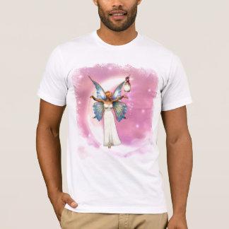Camiseta Os homens do país das fadas da lua