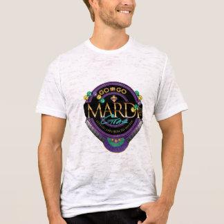 Camiseta Os homens IR-VÃO o Tshirt 2018 do carnaval