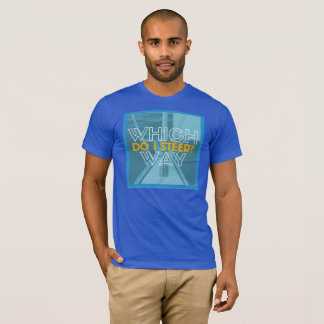 Camiseta Os homens que a maneira faz mim dirigem o T