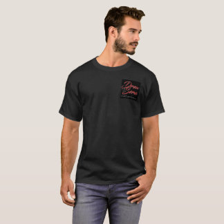 Camiseta Os homens tiraram o t-shirt dos soros