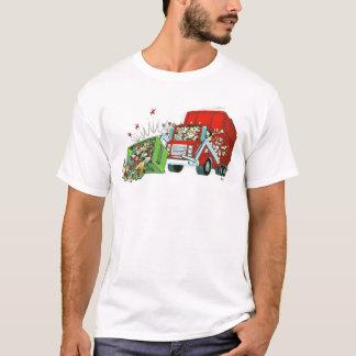 Camiseta os lixo-caminhões, sonho GRANDE ou vão em casa =]