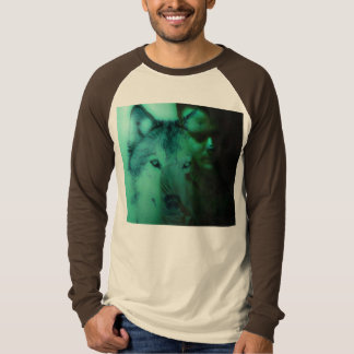Camiseta Os lobos