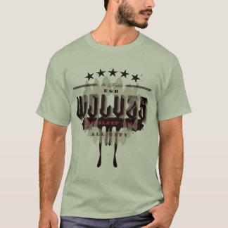 Camiseta os lobos levantam o T
