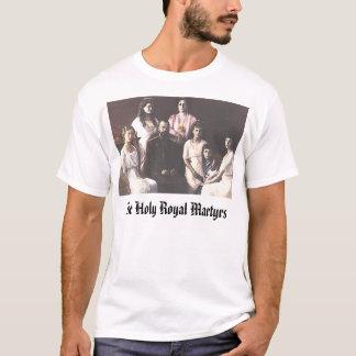 Camiseta Os mártir reais santamente, mártir reais