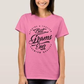 Camiseta Os melhores gramas nunca