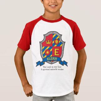 Camiseta Os meninos conhecidos do significado da letra E de