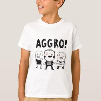 Camiseta Os meninos do AGGRO não temem!