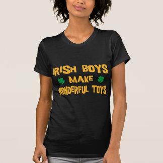 Camiseta Os meninos irlandeses fazem o t-shirt maravilhoso