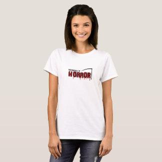 Camiseta Os modelos de cera do horror
