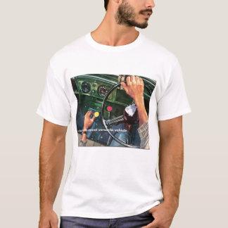 Camiseta Os mundos a maioria de veículo versátil