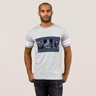 Camiseta Os ombros dos homens do t-shirt de Giants