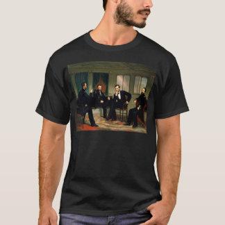 Camiseta Os pacificadores por George Peter Alexander Healy