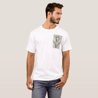 Camiseta os pássaros igualmente que cantam…