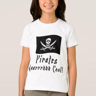 Camiseta Os piratas são legal!