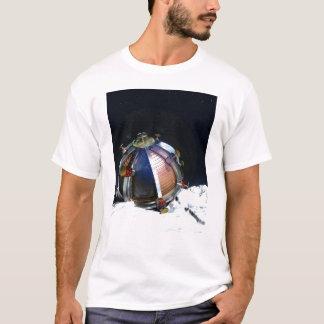 Camiseta Os primeiros homens na lua