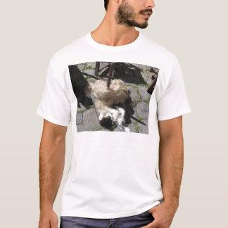 Camiseta Os rolos macios das lãs chamaram vagabundagemes ou