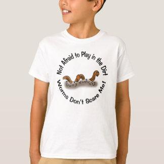 Camiseta Os sem-fins não fazem susto mim