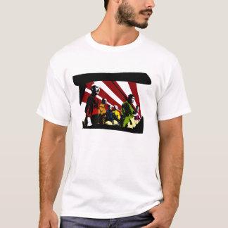 Camiseta Os sete