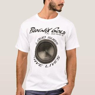 Camiseta Os sub altos SALVAR VIDAS