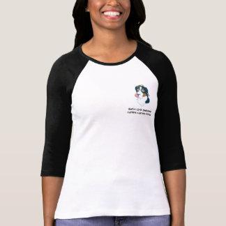 Camiseta Os suíços lambem a campainha das mulheres