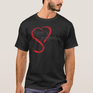 Camiseta Os suportes de Sami