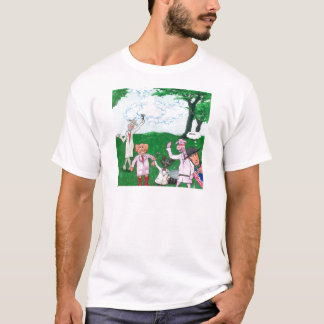 Camiseta Os suspeitos do fazendeiro