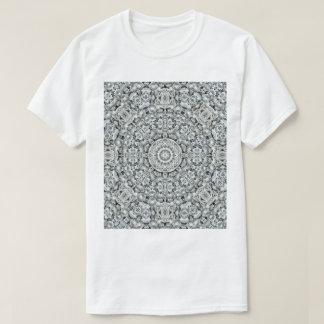 Camiseta Os t-shirt básicos dos homens brancos do vintage