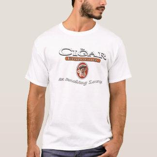 Camiseta os t-shirt do emporium do charuto