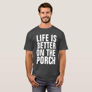Camiseta Os t-shirt engraçados do país, melhoram no patamar