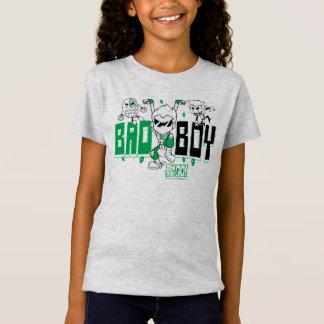 """Camiseta Os titã adolescentes vão! """"pisco de peito"""