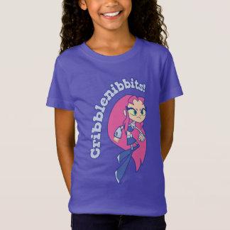 Camiseta Os titã adolescentes vão! | Starfire