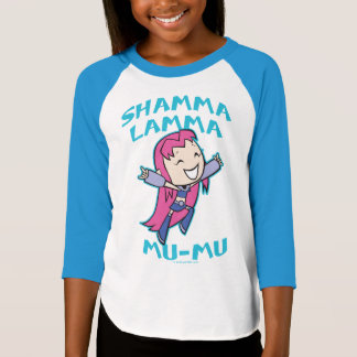 "Camiseta Os titã adolescentes vão!   Starfire ""Shamma Lamma"