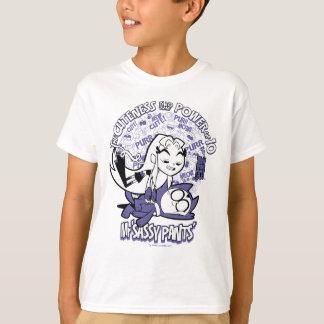 Camiseta Os titã adolescentes vão!   Starfire & Sr. Sassy