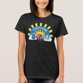 Camiseta Os troll | brilham para sempre