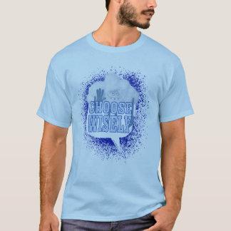 Camiseta Os troll | escolhem sàbiamente