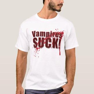 Camiseta Os vampiros SUGAM