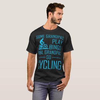 Camiseta Os vovôs reais do Bingo do jogo de alguns vovôs