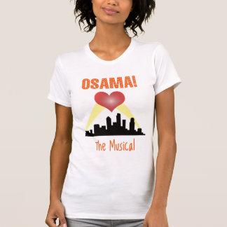 Camiseta Osama: O Musical