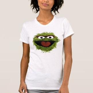 Camiseta Oscar a tendência da aguarela do Grouch |