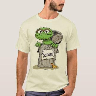 Camiseta Oscar que o Grouch Scram