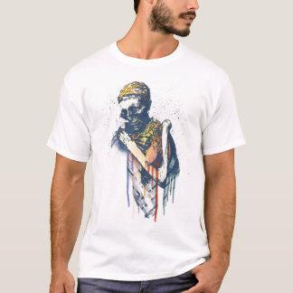 Camiseta ossificado