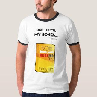 Camiseta Osso que fere o suco 2
