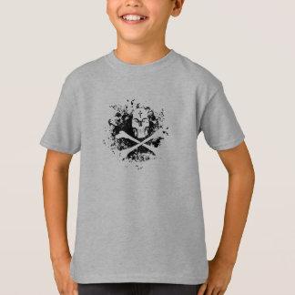 Camiseta Ossos carimbados