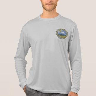 Camiseta OTH! Luva longa T-Shir do concorrente do