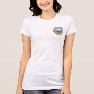 Camiseta OTH! O Bella das mulheres+T-shirt favorito do