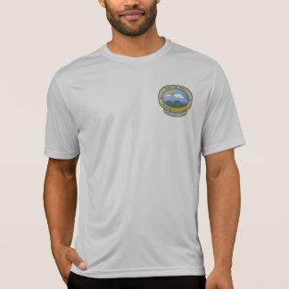Camiseta OTH! T-shirt do concorrente do Esporte-Tek dos