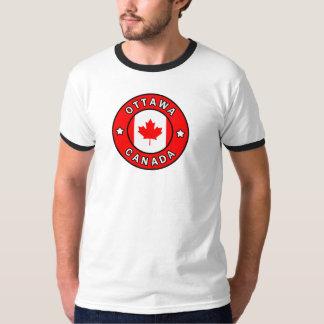Camiseta Ottawa Canadá