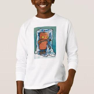 Camiseta Otzi o robô
